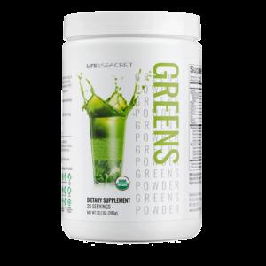 greens-powder