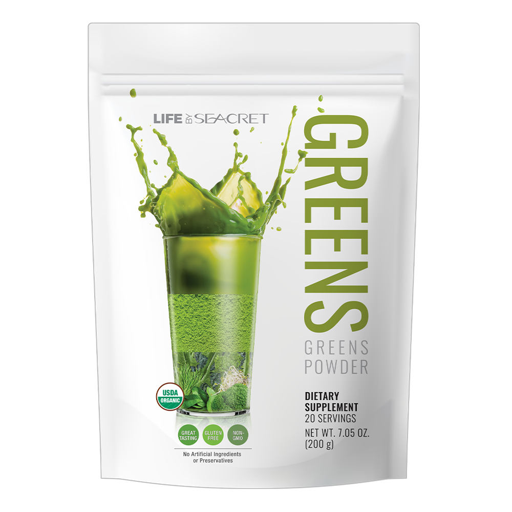 what are the best green supplements on the market